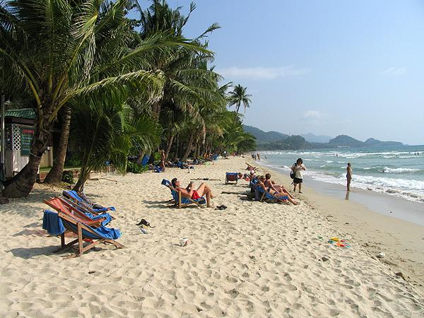 Thaimaa, ko chang, ko mak, ko kham